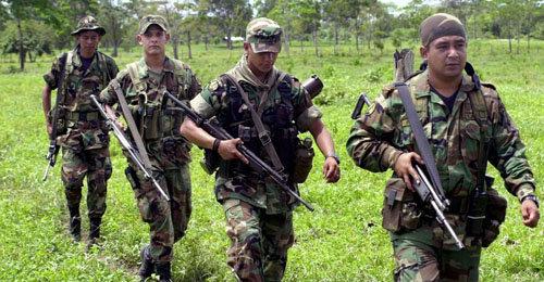 Las FARC esperan la orden de dónde reunirse antes de dejar las armas